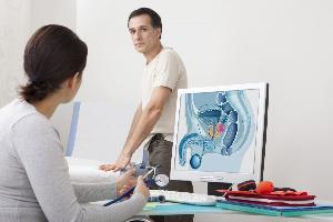обострение хронического простатита