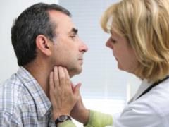 Основные симптомы заболевания щитовидной железы у мужчин
