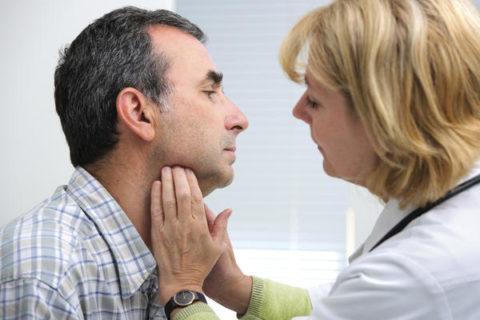 Болезни щитовидки у мужчин фото 1