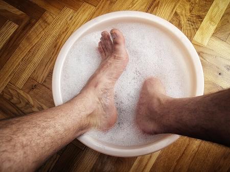 Воняют ноги и обувь у мужчин как избавиться