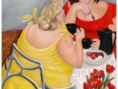 «Что-то ты похудела», сказала при встрече знакомая с двойным подбородком