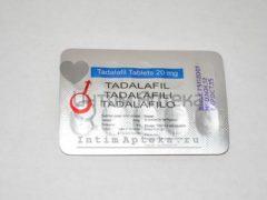 Таблетки Тадалафил инструкция по применению