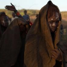 Варварские традиции обрезания девочек
